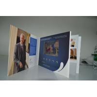 4.3inch to 10inch customised high quality lcd video brochure card