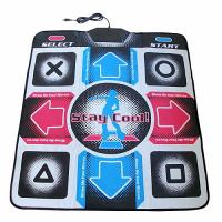 Cheap Wired TV USB 32 Bit Electronic Dance Mat With 100 Songs + 3 Games wholesale