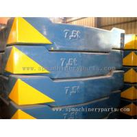 Cheap China Top-Rated Supplier factory price cast crane counter weight wholesale