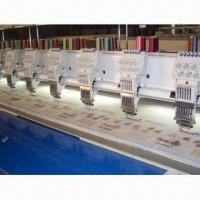 Cheap Embroidery Machine, Used for Embroidering in Traditional Garments and Whole Fabric Processing wholesale