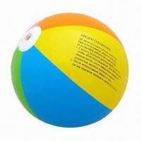 Cheap 12-inch Inflatable Beach Ball wholesale