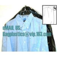 Cheap Plastic Biodegradable Laundry Bags Garment Cover Film Films On Roll wholesale
