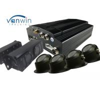 Cheap 3G / 4G GPS Binocular Camera Bus Passenger Counter With Live Video , Hight Accuracy wholesale