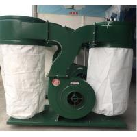 Cheap MF9022 double bag portable cyclone woodworking bag dust collector manufacturer wholesale
