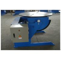 China Rotary Automatic Welding Turntable / Small Welding Positioner Turntable 600kg on sale