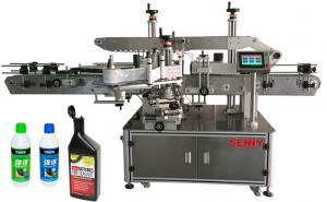 China Self Adhesive 2kw 150pcs/Min Automatic Labeling Machine Double Side on sale