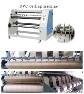 China Pvc Roll Cutting Machine on sale