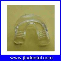NO need boiling medical TPE material  teeth whiteing mouth guard mouth tray