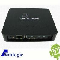 Cheap Android 2.2 Smart TV Set Top Box with Wifi wholesale