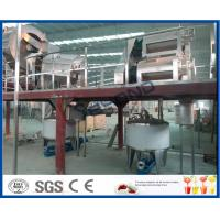 Buy cheap Orange Juice Production Fruit Juice Processing Equipment For Fruit Juice Processing Plant from wholesalers