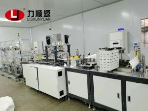 Cheap PLC Control 50pcs/Min N95 Mask Making Machine wholesale