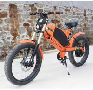 Cheap 72V 3000W 29AH electric mountain bike, sport mountain ebike for young wholesale