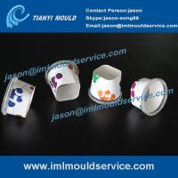 Cheap manufacture excellent quality 250g IML buckets and IML Containers mould wholesale