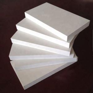 China Osign Rigid Foam PVC Sheet , PVC Polyvinyl Chloride Sheet Easy To Clean on sale