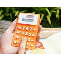 Cheap Ultra-thin Calculator Calculator new exotic products multi-functional notebook calculator wholesale