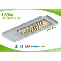Cheap High efficiency cheap 120watts LED street lamps AC90-295V with Mean Well driver wholesale