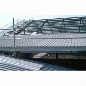 Cheap Galvalume Roofing Sheet, Thickness of 0.16 to 2.0mm, AZ50/AZ100/AZ150/AZ185 wholesale