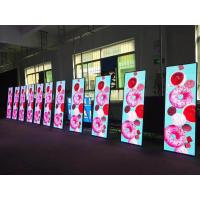 Cheap Banner Stand Custom Led Panels Poster Screen , Digital Led Display Board Durable wholesale