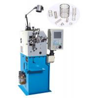 Cheap High Efficiency Wire Bending Machine , Belleville Spring Coiling Machines With 2 Axis for sale