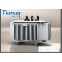 Cheap S11 Electric Oil Immersed Power Transformer Core Type Industrial Power Transformer  wholesale