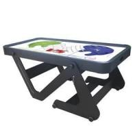 Quality 6ft halex  table top Air hockey multi game Wood tables  tennis bats for children for sale