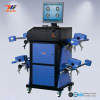 E315 E312 CCD Wheel Aligner Equipment For Car Excellent Stability Automatically