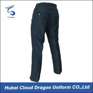 Buy cheap Custom Security Guard Pants Law Enforcement Uniform Pants For Duty from wholesalers