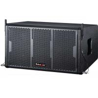 Cheap Compact Active Line Array System With Four 5 Inch Neodymium Magnetic Woofers wholesale