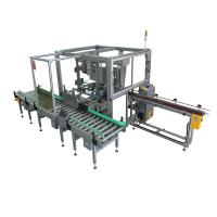 Cheap Pneumatic System Filling Capping Machine Auto Side Loading Case Packing Machine wholesale