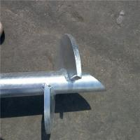 Cheap Foundation Repair Earthing Grounding Products Helical Support Brackets For Transmission Towers wholesale