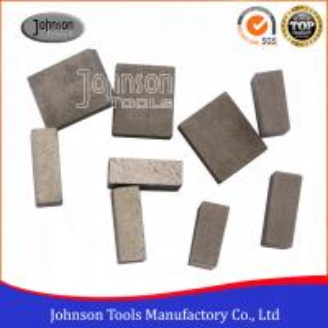 Cheap Long Life 1600mm Diamond Segment Stone Cutting Segment Segmented Bond Tool wholesale