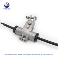 Cheap Preformed Galvanized Steel 20mm ADSS Tangent Clamp wholesale