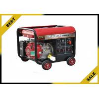 Buy cheap 9 Kw Compact Gasoline Electric Generator Low Fuel Consumption Continuous Stable from wholesalers