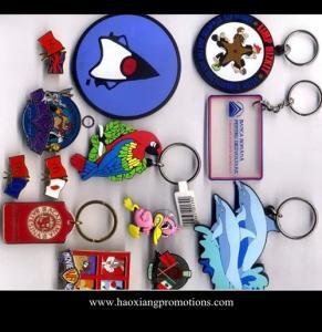 Cheap Wholesale OEM factory supply 2d custom shaped soft pvc keychain/keyring wholesale