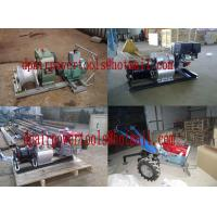 China Cable Hauling and Lifting Winches/cable puller on sale