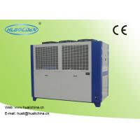 Cheap 50hz Industrial Water Chiller , High Efficient Compressor And Evaporator Air Cooled Chiller wholesale