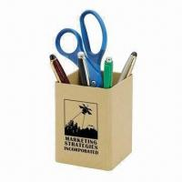 Cheap Pen Holder, Harmless to People/Environment, Customized Designs are Welcome wholesale