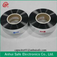 Cheap Zinc-Aluminum Antioxidant Polyester Metallized Film for Capacitor use wholesale