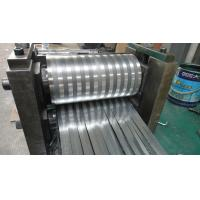 Cheap 3 X 1250mm Coil Cut To Length Line Hydraulic Galvanized Steel Coil Slitting Machine wholesale