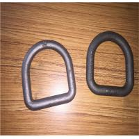 Cheap Forged Steel Safety D Rings / Lifting D Rings One Way Buckle LC8KN Stamping wholesale
