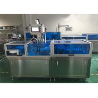 Cheap Fully Automatic Suppository Production Line PLC Control Type Suppositories Forming wholesale