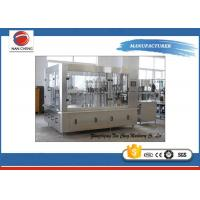 Automatic Soda Carbonated Drinks Filling Machine 2200 X 1600 X 2200mm 3000BPH