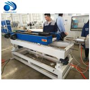 Cheap CE Plastic Pipe Manufacturing Machine Conduit Corrugated Tube Making wholesale