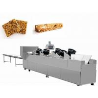 Cheap Multi - Function Candy Cutting Machine Rice Bar Flatten Shall Open Cuts Production Line wholesale