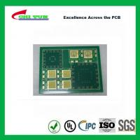 Cheap Medical Custom Circuit Boards 8L FR4-S1000-2M 1.6MM 0.2MM Hole 217.97X167.84mm wholesale