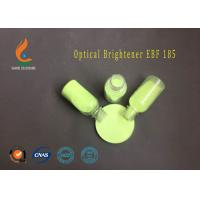 Cheap C.I 185 Optical Brightener For Polyester EBF Crystal Powder HS CODE 32042000 wholesale