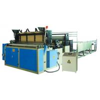 Cheap HX-GS-1575 Full automatic toilet paper rewinding machine wholesale