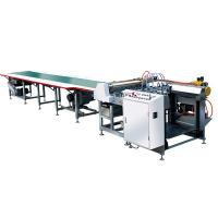 Cheap High Efficiency Automatic Gluing Machine For Rigid Box / Set Up Box / Cover Making wholesale