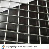 "Cheap Stainless Steel Welded Wire Mesh|T304/316L Square 1/4"" Hole from China Anping wholesale"