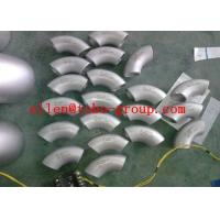 Cheap Stainless steel elbow A403-WP304L A403-WP316L A403-WP316L WP321, 321H. WP347.A815 UNSS3180 wholesale
